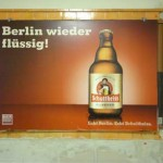Berlin wieder flüssig